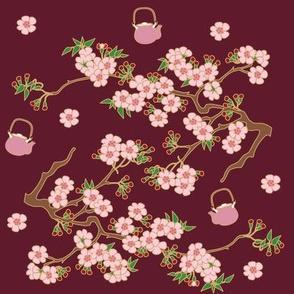 tea & blossoms
