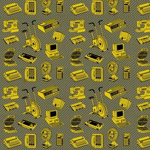 tech (yellow)