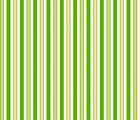 stripe (creme de menthe) fabric by mossbadger on Spoonflower - custom fabric