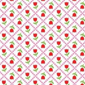 Tulipes (petit motif)