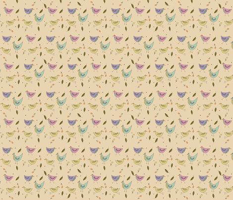 funny_birds_final_layout_spoonflower fabric by phatsheepfabrics on Spoonflower - custom fabric