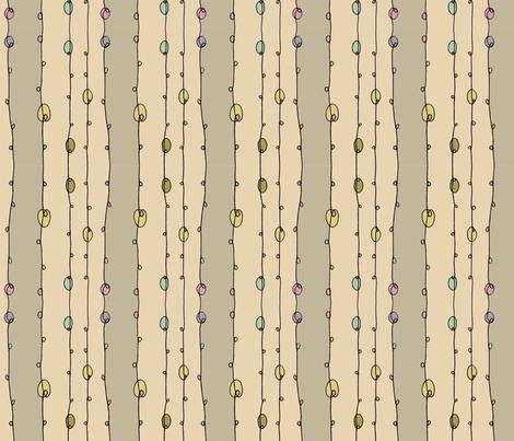 tree_buds_layout_lab_ fabric by phatsheepfabrics on Spoonflower - custom fabric