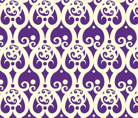 shimmer brocade fabric by shimmer_studio on Spoonflower - custom fabric