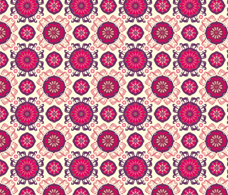 Chesna fabric by royalforest on Spoonflower - custom fabric