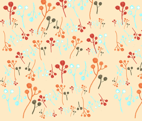 spring fabric by tamptation on Spoonflower - custom fabric