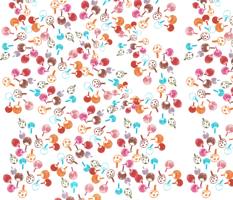 fan5 fabric by tamptation on Spoonflower - custom fabric