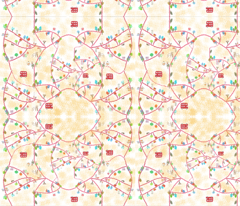 map3 fabric by tamptation on Spoonflower - custom fabric