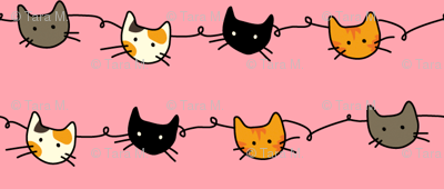 Kitty Connections - Pink
