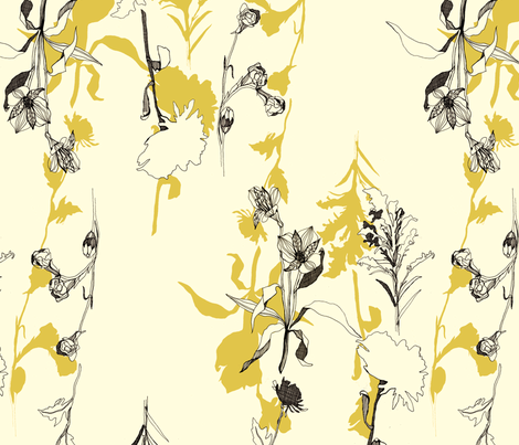 Jena fabric by wolfie_and_the_sneak on Spoonflower - custom fabric