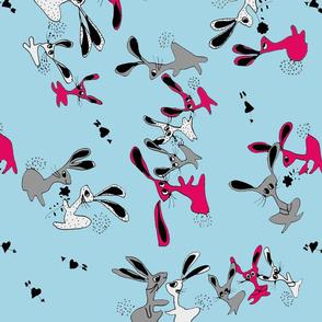 Pat Prichard bunnies