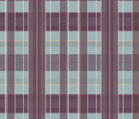 plaid fabric by dreamwhisper on Spoonflower - custom fabric