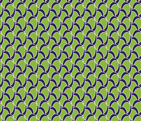 preppychain fabric by cottageindustrialist on Spoonflower - custom fabric