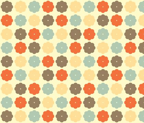 Petal Petal fabric by cyoungquist on Spoonflower - custom fabric