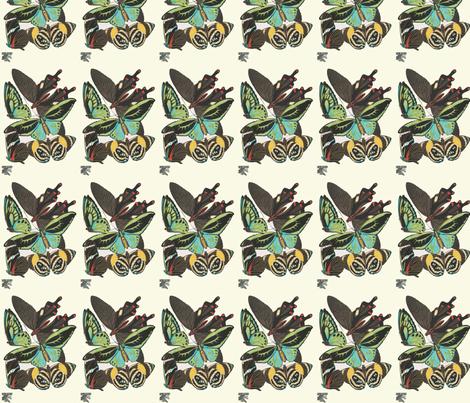 index fabric by starchylde on Spoonflower - custom fabric