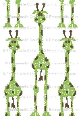 fabric_giraf_green