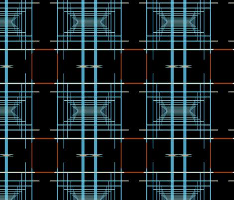 Lines1 fabric by cj on Spoonflower - custom fabric