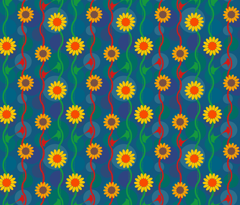 Whatflower? fabric by royalforest on Spoonflower - custom fabric