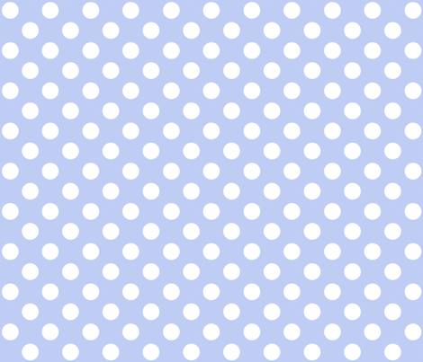 polkadotzBW fabric by ink on Spoonflower - custom fabric