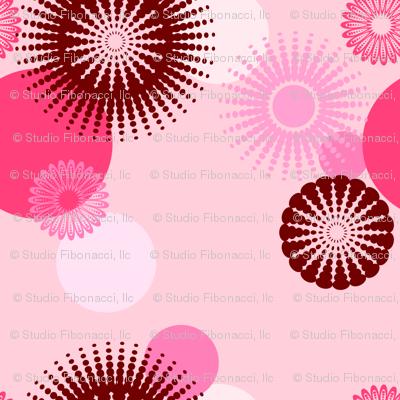 Circles - Peach