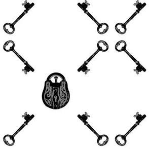 Under Lock & Key (Rotate)