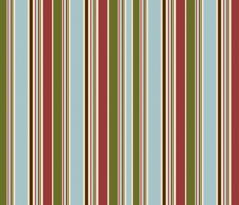 Stripes fabric by dreamwhisper on Spoonflower - custom fabric