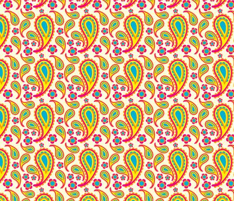 paisleypatt fabric by mysteek on Spoonflower - custom fabric