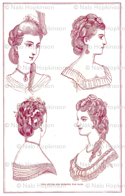 Vintage_hairstyles_purple