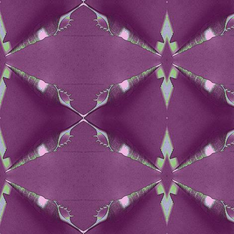 Can you hear the sea? fabric by nalo_hopkinson on Spoonflower - custom fabric