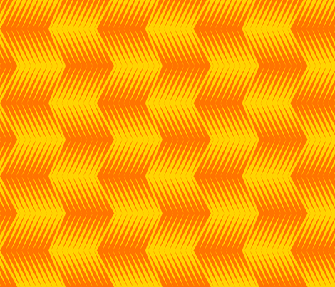 ZIGZAG_ORNG fabric by louis_1fdMRKa7 on Spoonflower - custom fabric