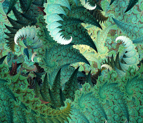 evotree2 fabric by jonathanmccabe on Spoonflower - custom fabric