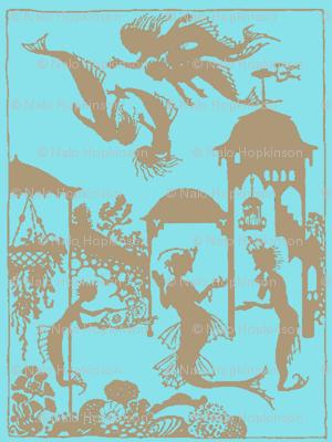 Mermaid Town