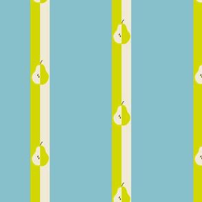 Pear Stripe