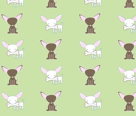 cartoonminou2 fabric by minoupitou on Spoonflower - custom fabric