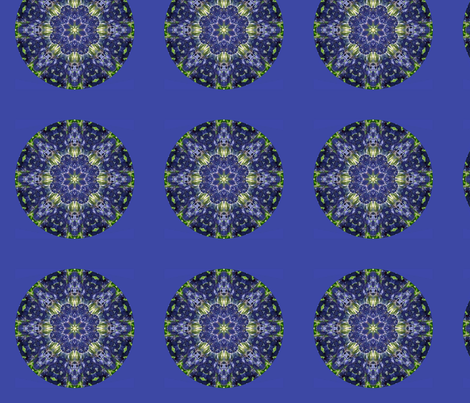 1000 -Kaleidoscope fabric by rajordan on Spoonflower - custom fabric