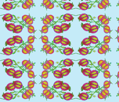 Pome fabric by nalo_hopkinson on Spoonflower - custom fabric