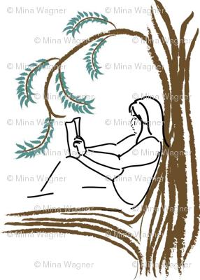 Girl_in_tree_reading