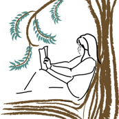 Girl_in_tree_reading
