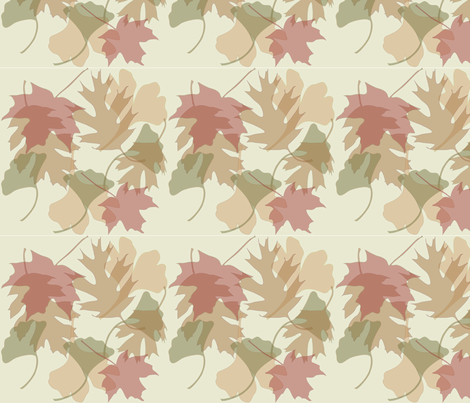 COLOR-LVS1-fall fabric by mina on Spoonflower - custom fabric
