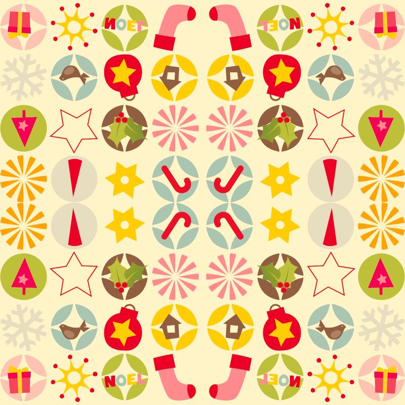 Christmas Gift Wrapper Design.Christmas Pattern Giftwrap Utehil Spoonflower
