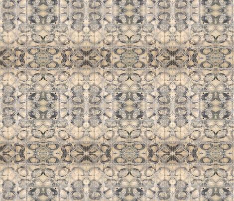 Flag Fold Ovals fabric by janied on Spoonflower - custom fabric