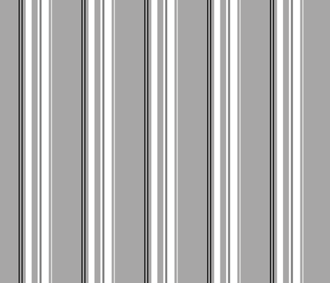 Puzzle - Stripe fabric by studiofibonacci on Spoonflower - custom fabric