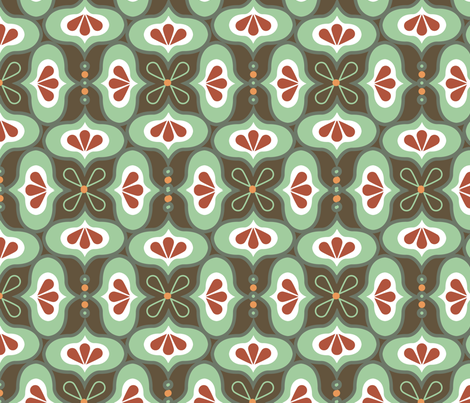 Spring Time fabric by eva_chang on Spoonflower - custom fabric