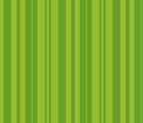skull-candy-stripe_green fabric by ophelia on Spoonflower - custom fabric