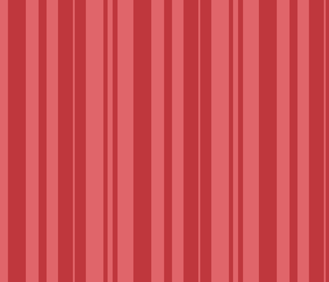 skull-candy-stripe_pink fabric by ophelia on Spoonflower - custom fabric