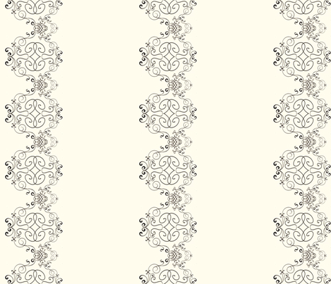 medallion_copy fabric by toujourspret on Spoonflower - custom fabric