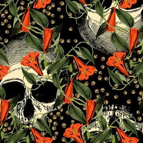 Skulls in the Garden