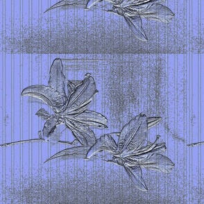 double_lily__pattern_aa