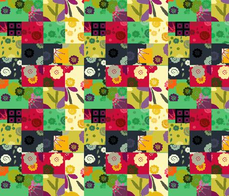 color block fabric by lfntextiles on Spoonflower - custom fabric