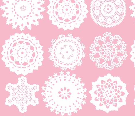granny_doilies fabric by lfntextiles on Spoonflower - custom fabric