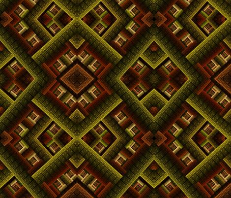 Bricks fabric by winter on Spoonflower - custom fabric